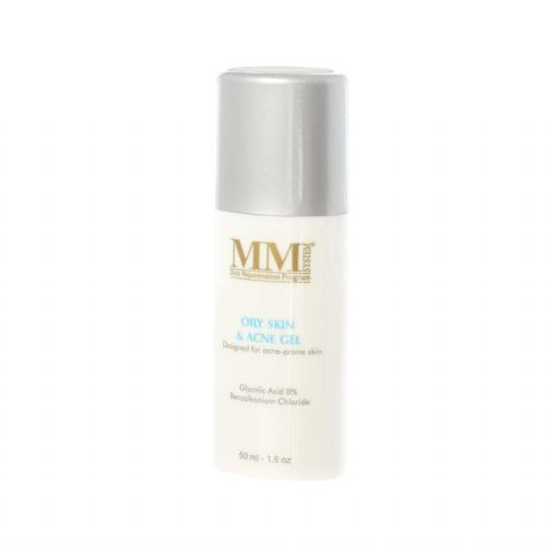 Mene & Moy (M & M System) Oily Skin and Acne Gel 50ml
